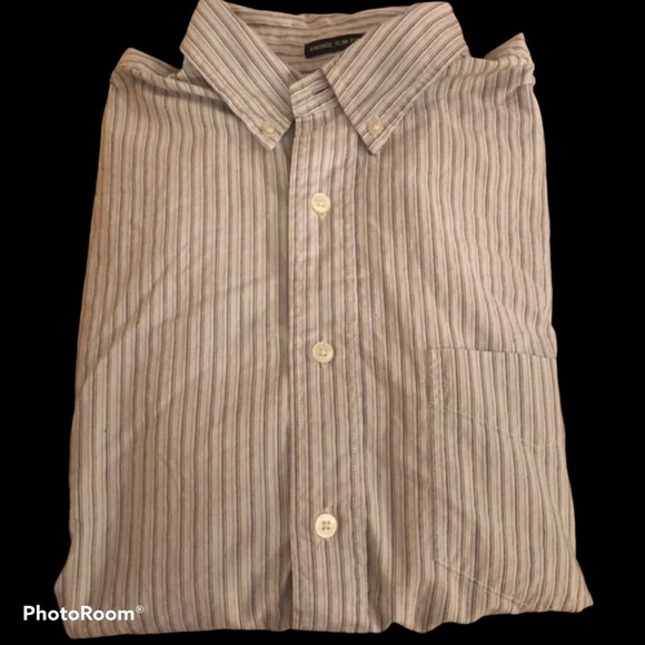 Men's S American Eagle Outfitters Dress Shirt